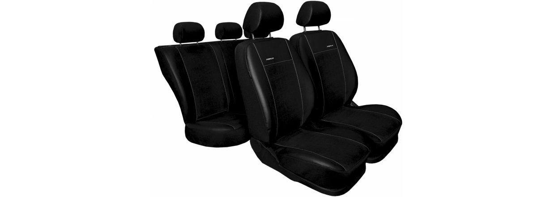 Premium med Eco-læder og alcantara